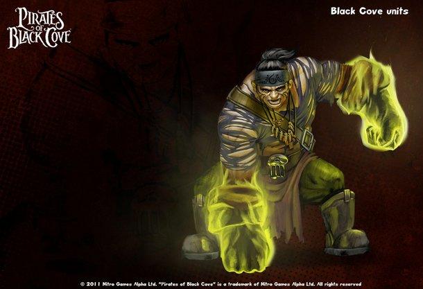 Продвинутая единица фракции Пираты Черной Бухты