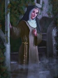 Милая монашка Raven's Cry