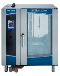 пароокнвектомат electrolux professional
