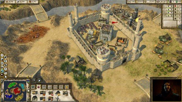 stronghold crusader коды