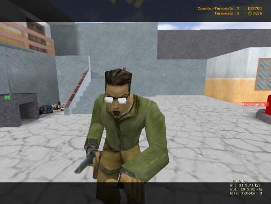 Бот террорист