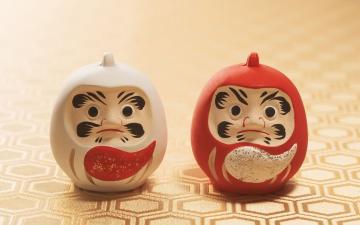 новогодние игрушки япония