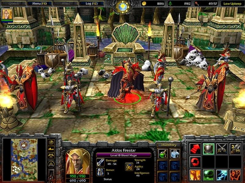 скачать мод на новые расы на Warcraft 3 Frozen Throne - фото 10