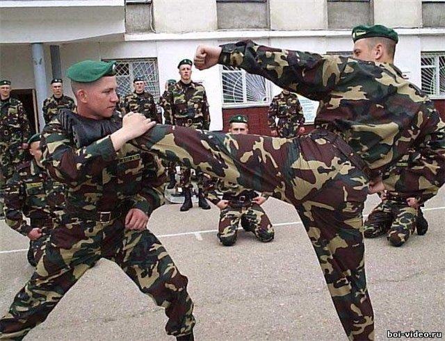 Что такое армейская система рукопашного боя