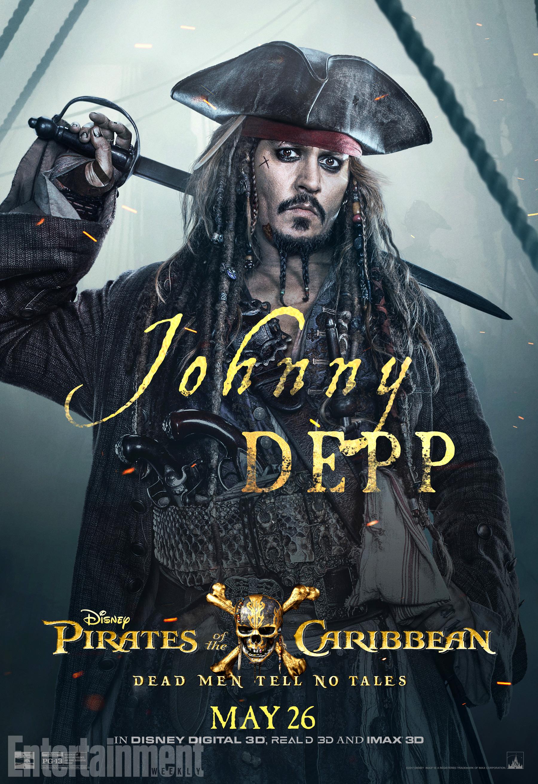 Художественный фильм Пираты Карибского моря: Мертвецы не рассказывают сказки смотреть