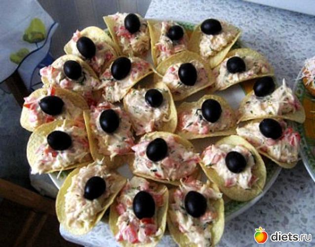 Новогодние рецепты закуски и бутерброды рецепты