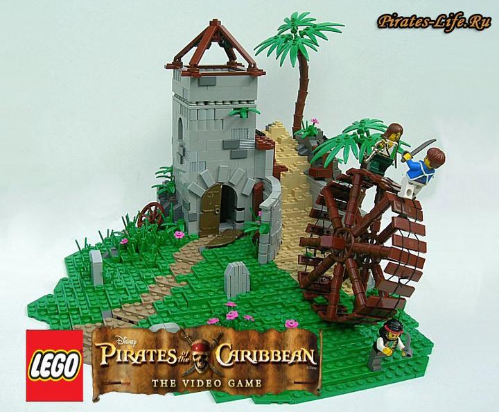 Лего Пираты Карибского Моря Чит Коды
