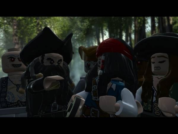 Игру Пираты Карибского Моря 4