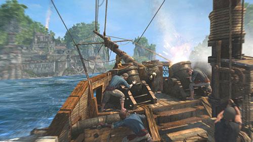 Игры про пиратов