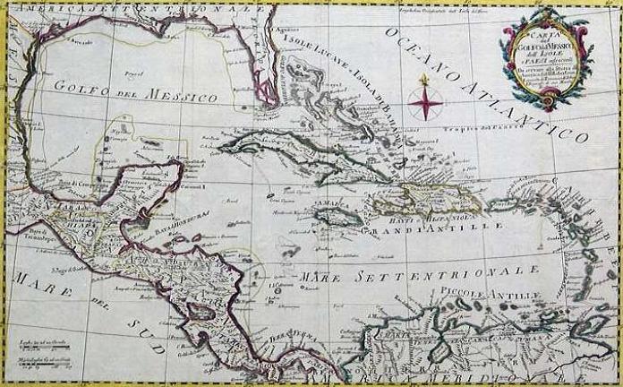 Пираты карибского моря: история пиратского флага (часть 1) (.