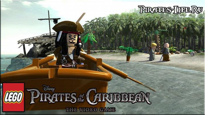 Скриншот Лего-пираты