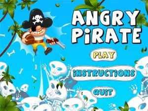 Разгневанный пират