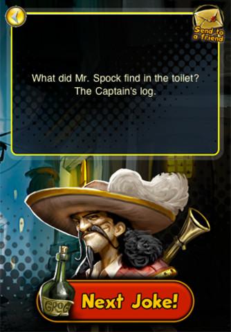 Пираты Черной Бухты: 1001 Пиратская шутка