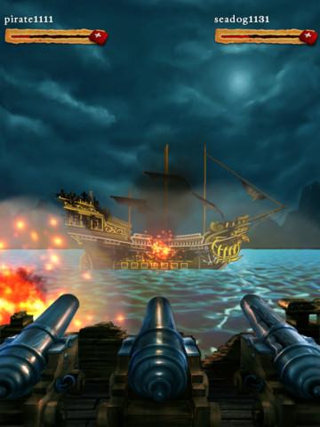 Пиратов Карибского Моря: Повелитель Морей скриншот игры