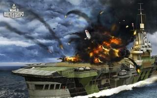 Скриншоты World of Battleships