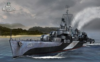 Скриншоты World of Battleships