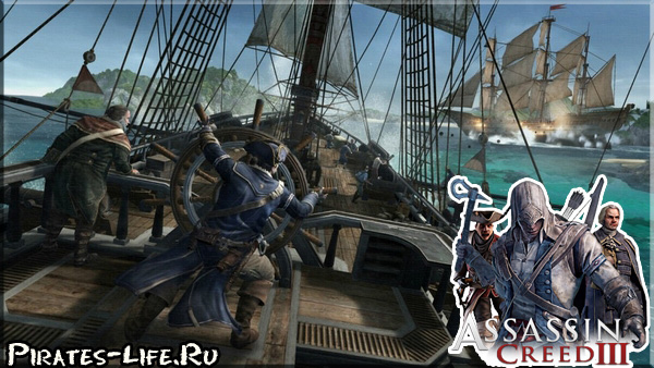 Assassin's Creed 3 Naval Battle