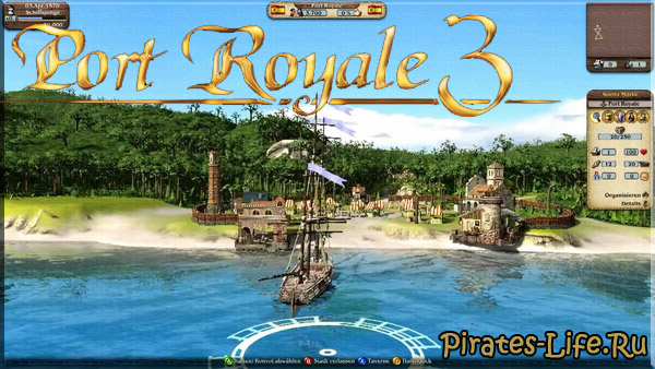 port royale 3 видео