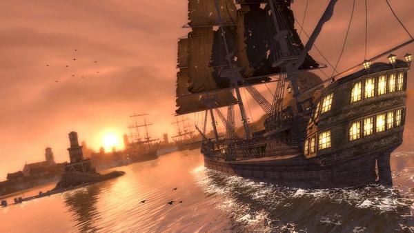 Скриншоты игры Крик Ворона